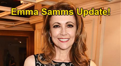 General Hospital Spoilers: Holly Sutton Return Update – Emma Samms Reveals GH Comeback Plans