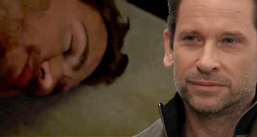 General Hospital Spoilers: Is Franco Behind Peter's Staircase Fall – Back from the Dead and Out for Revenge?