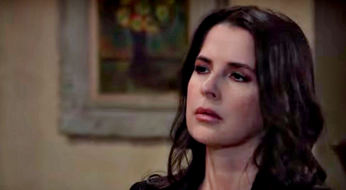 General Hospital Spoilers  Is Kelly Monaco Leaving GH for New Soap Home – Blind Item Bombshell Hints Sam's Future in Jeopardy.