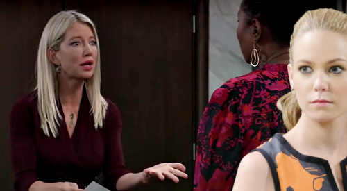 General Hospital Spoilers: Is Nelle Alive - Turns Rage Onto Phyllis & Nina With Surprise Return?