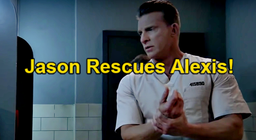 General Hospital Spoilers: Jason Rescues Alexis – Nikolas' Deal With Cyrus Goes Bad?
