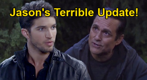 General Hospital Spoilers: Jason Rocked by Update That Sonny's Dead – Tells Carly Morgan's Reunited with Dad in Heaven?