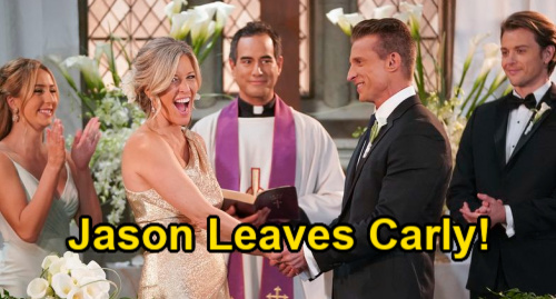General Hospital Spoilers: Jason Says Goodbye to Carly – Keeps Distance Out of Respect for Sonny?