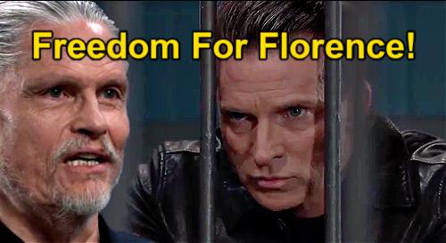 General Hospital Spoilers: Jason Trades Cyrus, Freedom for Florence – Escapes Franco Murder Setup