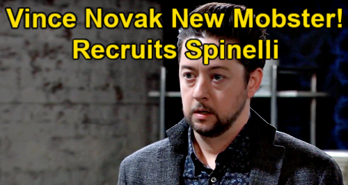 General Hospital Spoilers: Leaked Vince Novak Cast Addition – New Key Mob Player Recruits Spinelli, Joins Jason & Cyrus' War