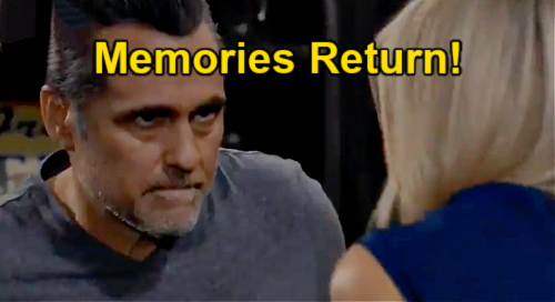 General Hospital Spoilers: Maurice Benard Reveals Sonny's Memories Return, Reunites with Carly – 'Mike' Starts to Remember Past
