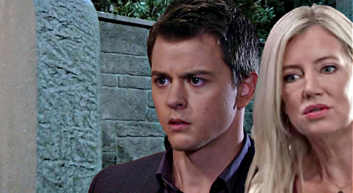 General Hospital Spoilers: Michael Cemetery Encounter Brings Nina's Sonny Guilt – Tempted to Confess Dad Alive