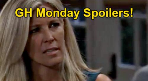 General Hospital Spoilers: Monday, August 16 – Drew in Danger, Sam's Phone Call – Nik's Night of Surprises