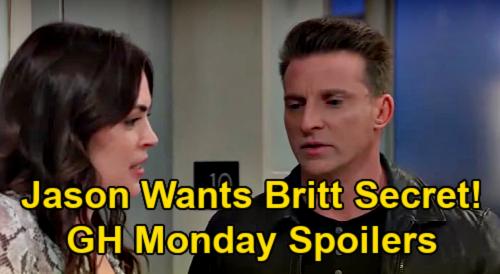 General Hospital Spoilers: Monday, February 22 – Cam's Shocking Change – Nik Wants Ryan Proof – Jason Pushes for Britt's Secret