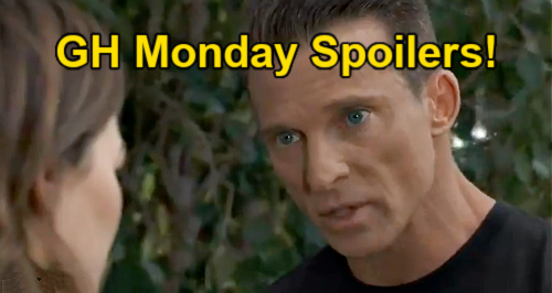 General Hospital Spoilers: Monday, July 26 – Alexis Plots Against Ryan – Jason & Anna Cleanup Peter – Missing Hayden Inquiry