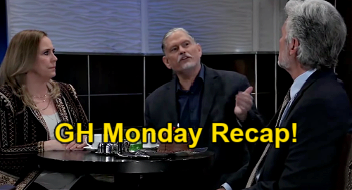 General Hospital Spoilers: Monday, March 29 Recap – Jason Rejects Deal, Keeps Florence - Cyrus Rats Out Martin for Julian Escape