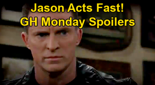 General Hospital Spoilers: Monday, March 8 – Franco Goes Darker – Jason Acts Fast – Spinelli Gets Peter Takedown Proof