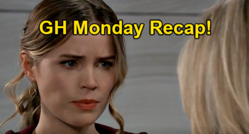 General Hospital Spoilers: Monday, May 17 Recap – Cyrus Orders Brando to Find Sasha Baby Daddy – Peter Restraining Order