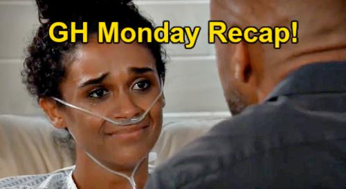 General Hospital Spoilers: Monday, September 13 Recap – Jordan Exits for Albany Clinic – Anna & Valentin's ASAP Nixon Falls Trip