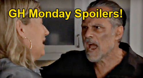 General Hospital Spoilers: Monday, September 20 – Sonny Leaves Against Doctors' Advice, Heads Home – Car Bomb Kills Mobsters