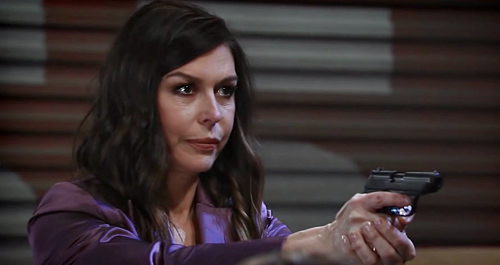 General Hospital Spoilers: New Drew Cain Clues – Anna's Louise Search Leads to Peter's Victim Being Found Instead?