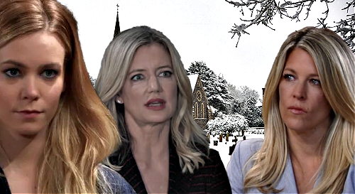 General Hospital Spoilers: Nina Blows Up Sonny's Funeral - Accuses Carly of Nelle's Murder