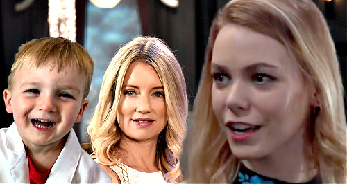 General Hospital Spoilers: Nina Comes Home for Grandson Wiley, Gets Daughter Nelle Too – Family Together for New Chapter?