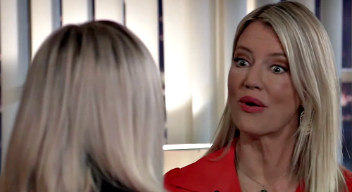 General Hospital Spoilers: Nina Finds Out Baby Louise Truth – Vows to Keep Maxie & Brook Lynn's Secret