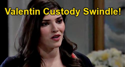General Hospital Spoilers: Nina Winds Up with Brook Lynn's Baby – Valentin & Martin's Custody Swindle?