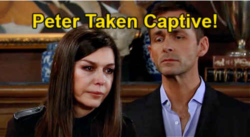 General Hospital Spoilers: Peter Held Captive in Basement – Anna & Valentin Stop Menace's Reign of Terror