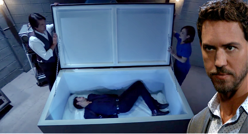 General Hospital Spoilers  Peter No Longer in Lab Freezer – See How and When Wes Ramseys Character Returns Alive 1.