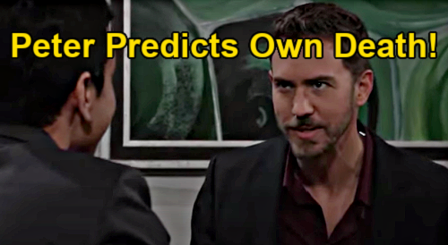 General Hospital Spoilers: Peter Predicts Own Death, Ominous Wedding Ring Warning – Is Wes Ramsey's Character Killed Off?