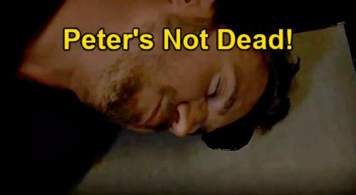 General Hospital Spoilers: Peter's Not Dead – Body Vanishes, Liz & Finn Mystery?