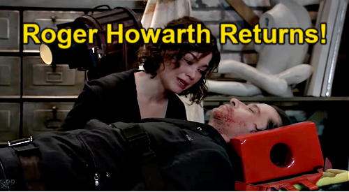 General Hospital Spoilers: Roger Howarth NOT Leaving GH, Returns After Hiatus – Franco's Alive or New Character?