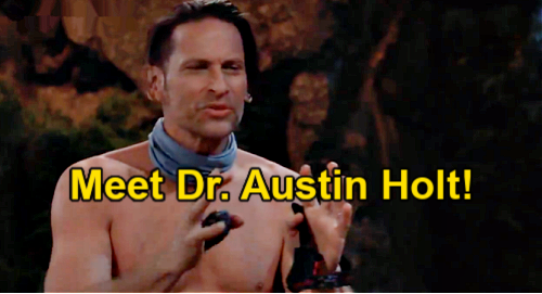 General Hospital Spoilers: Roger Howarth Playing a Quartermaine – Dr. Austin Holt Revealed as Jimmy Lee Holt's Son?