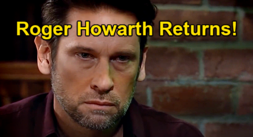 General Hospital Spoilers: Roger Howarth Resumes Filming in April – Returns to GH Following Short Hiatus