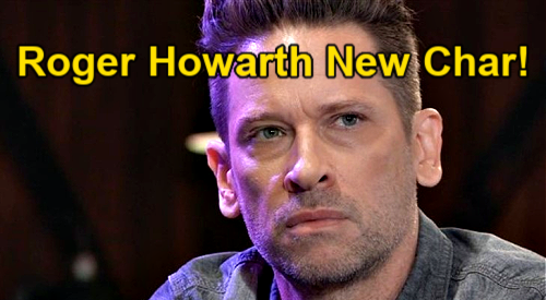 General Hospital Spoilers: Roger Howarth's New Character After Franco – Drew Cain, Todd Manning or Someone Else?