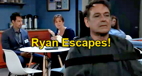 General Hospital Spoilers: Ryan Escapes with Deadly Plans – Serial Killer's New Reign of Terror Begins?