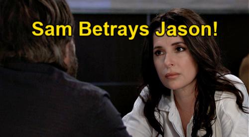 General Hospital Spoilers: Sam Betrays Jason, Helps Dante Track Down Fugitive - Certain Death Awaits at Pentonville