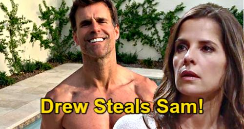 General Hospital Spoilers: Sam & Dante Finally Get Serious - Drew Cain's Return Snaps Romance