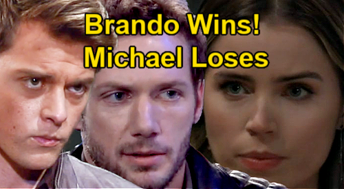 General Hospital Spoilers: Sasha & Michael Reconnection Fails, Brando's Pull Too Strong – Cyrus Danger Cements New Couple?