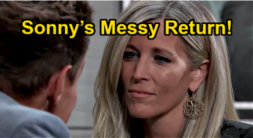 General Hospital Spoilers: Sonny's Messy Homecoming – Carly & Jax Back Together Before Beloved Husband Returns?