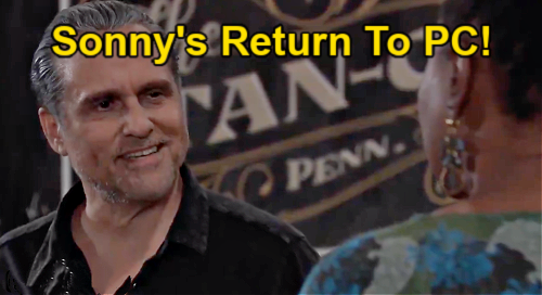 General Hospital Spoilers: Sonny's Surprise Return to Port Charles – 'Mike' Shocks Carly, Forces Nina's Secret Out in the Open