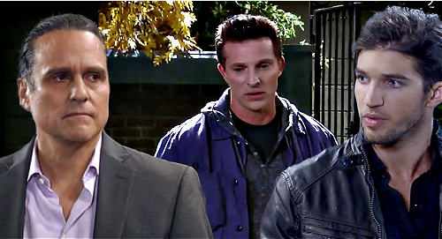 General Hospital Spoilers: Sonny Buried with Morgan, Two Graves & No Bodies – Sets Up Father & Son Return to Port Charles