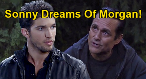 General Hospital Spoilers: Sonny Dreams of Morgan Next – Father-Son Connection Sets Up Bryan Craig's Return?