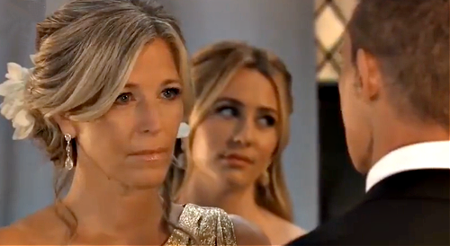 General Hospital Spoilers: Sonny Interrupts Carly & Jason's Wedding Night – Walks In On Wife with New Husband?