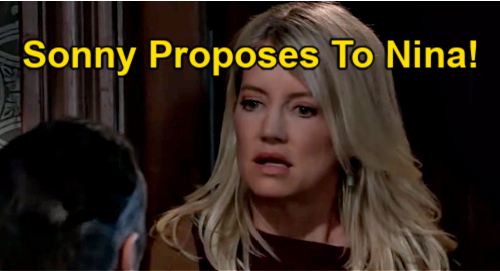 General Hospital Spoilers: Sonny Proposes to Nina, Thinks She's Former Wife – Gets Wedding Band Back to Seal Deal?
