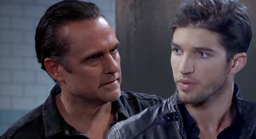General Hospital Spoilers: Sonny's Morgan Corinthos Memories Next – Lenny's Death Helps Father Remember Losing Son?