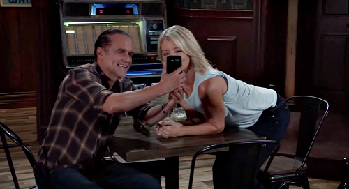 General Hospital Spoilers: Sonny's New Selfie Spreads to Port Charles – How Nina & 'Mike' Get Busted?