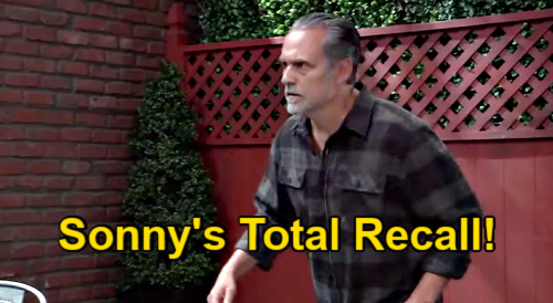 General Hospital Spoilers: Sonny's Total Recall in Nixon Falls – 'Mike' Remembers Old Life Before Rushing Home
