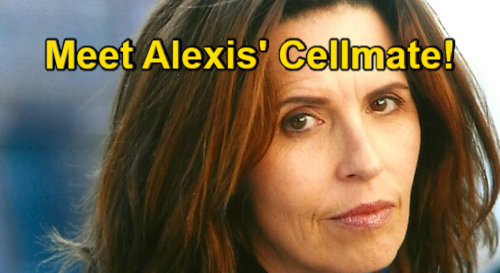 General Hospital Spoilers: Sydney Walsh Joins GH Cast - Maggie the Cellmate, Alexis' Mysterious Pentonville Friend