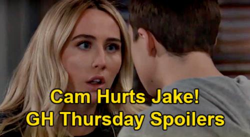 General Hospital Spoilers: Thursday, April 1 – Cameron Hurts Jake, Cruelty Infuriates Josslyn – Jason & Scott's Showdown