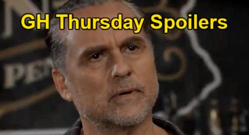 General Hospital Spoilers: Thursday, August 26 – Sonny on Edge Over Peter Project – Britt & Obrecht Celebrate – Finn's Big Surprise