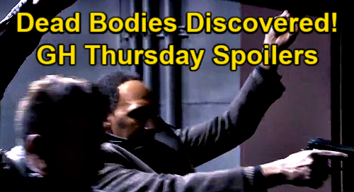General Hospital Spoilers: Thursday, January 14 – Dead Bodies Discovered After Cyrus' Ambush – Sonny's Port Charles Clue