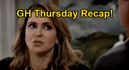 General Hospital Spoilers: Thursday, January 21 Recap - Ned Admits Cheating to Olivia - Anna Learns Dante & Liesl's Link